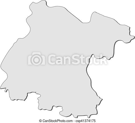 Mexico Map Guanajuato.Map Guanajuato Mexico Map Of Guanajuato A Province Of Mexico