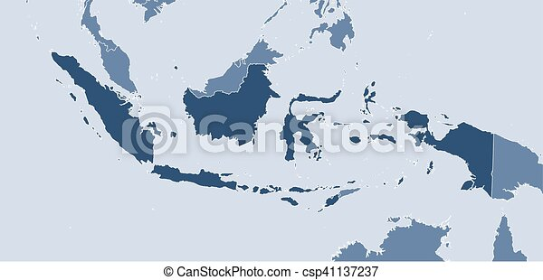 Map indonesia map of indonesia and nearby countries indonesia is map indonesia csp41137237 gumiabroncs Choice Image