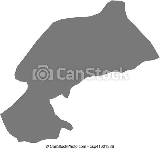 Map - karaman (turkey) Map of karaman, a province of turkey.