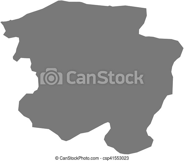 Map kastamonu turkey Map of kastamonu a province of vector