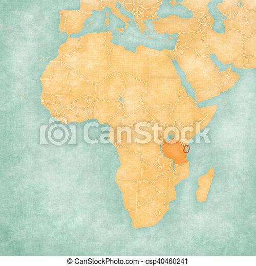 Map Of Africa Zanzibar.Map Of Africa Zanzibar