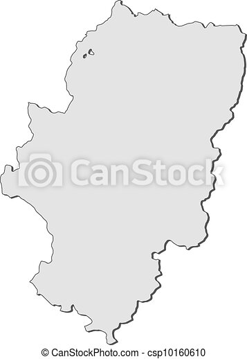 Map Of Aragon Spain Map Of Aragon A Region Of Spain