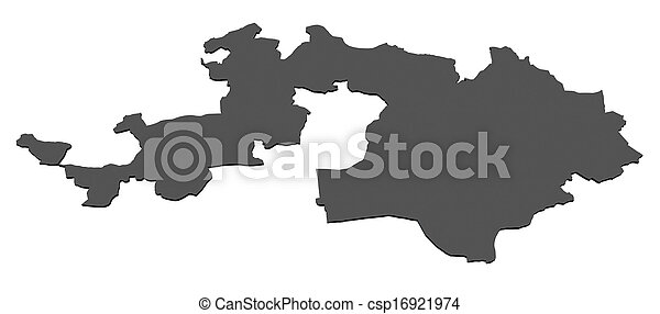 Map of basel landschaft switzerland picture Search Photo Clipart