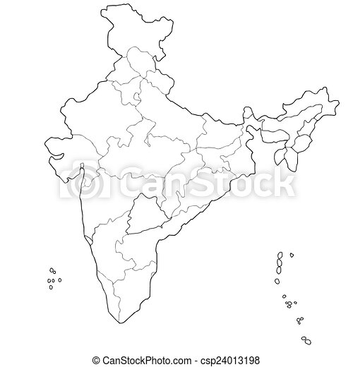 Map of India India Outline Map With States on india territories, asia map with states, just india map with states, world map outline with states, mexico map outline with states, india map with latitude and longitude, russia map outline with states, australian map outline with states, map of india with states, usa map outline with states, map of india showing states, india map with flag, india map with neighbouring countries, india map states and capitals, france map outline with states, germany map outline with states, india digital maps, india map with cities and states, india political, black and white of the united states map with states,