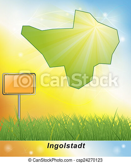 Map of ingolstadt clip art Search Illustration Drawings and EPS