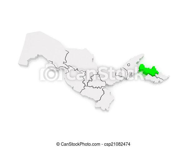 Map of namangan uzbekistan Illustrations and Clipart April 2018 14
