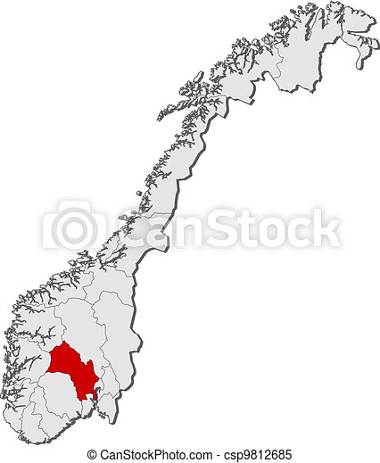 Norge Clip Art And Stock Illustrations Norge EPS - Norway map clipart