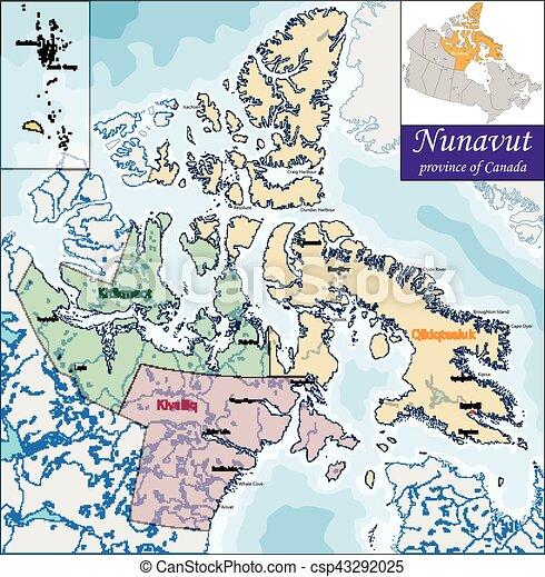 Nunavut Clipart Vector and Illustration 129 Nunavut clip art vector