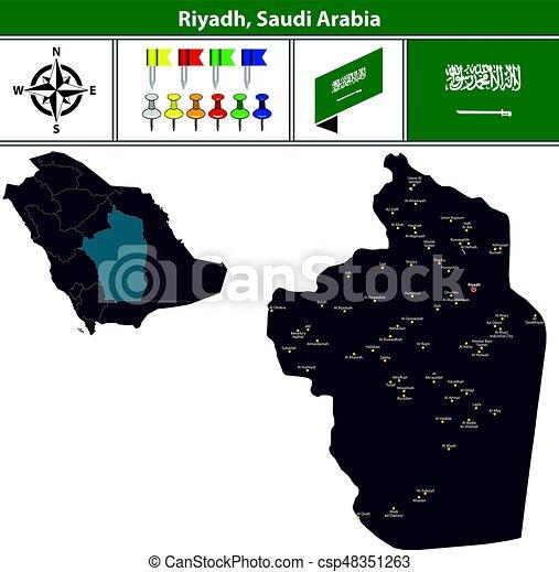 Map of Riyadh, Saudi Arabia Saudi Map Riyadh on middle east map, riyadh on a map, world landforms map, jerusalem map, riyadh street map, damascus map,