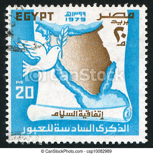 map of Sinai peninsula
