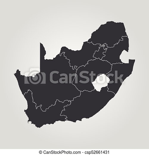Map of south africa vector illustration world map vectors search map of south africa csp52661431 gumiabroncs Choice Image