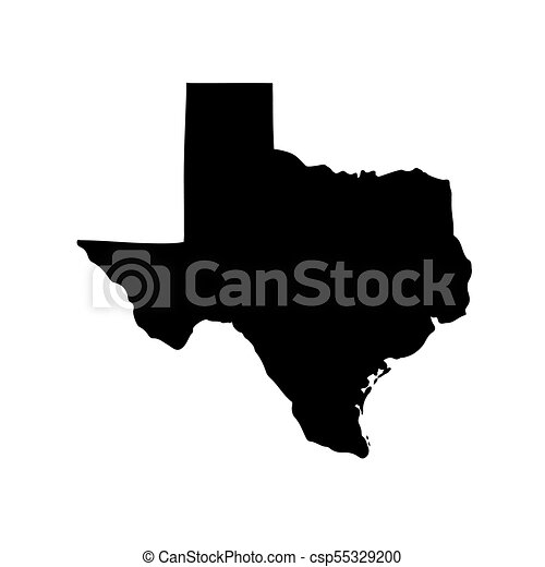 map of the u s state of texas on a white background map of rh canstockphoto com state of texas clip art free state of texas clip art vector