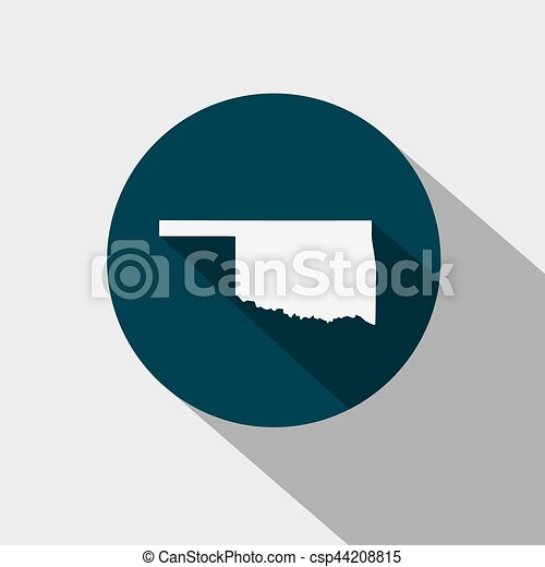 Oklahoma Map Us - Oklahoma in us map