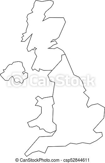 Map of United Kingdom countries - England, Wales, Scotland and Northern Blank Map Of Scotland on blank newspaper scotland, blank map of the middle east 2013, blank map of europe 2013,