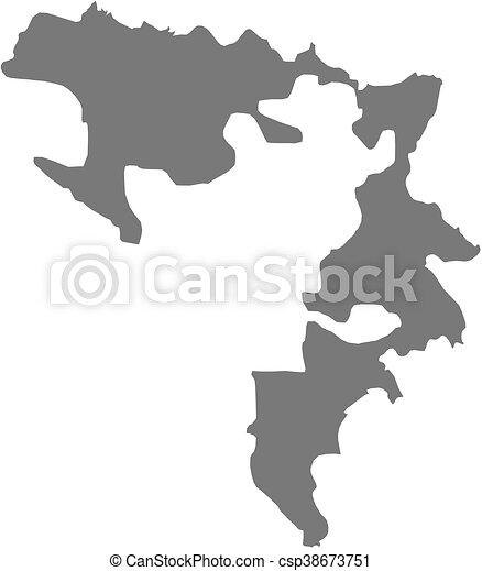 Map Republika Srpska Bosnia And Herzegovina Map Of Republika