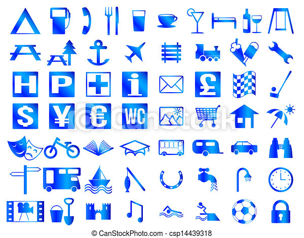 map icons vector