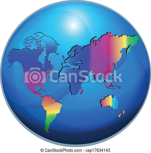 Map world globe vector map world globe vector gumiabroncs Gallery