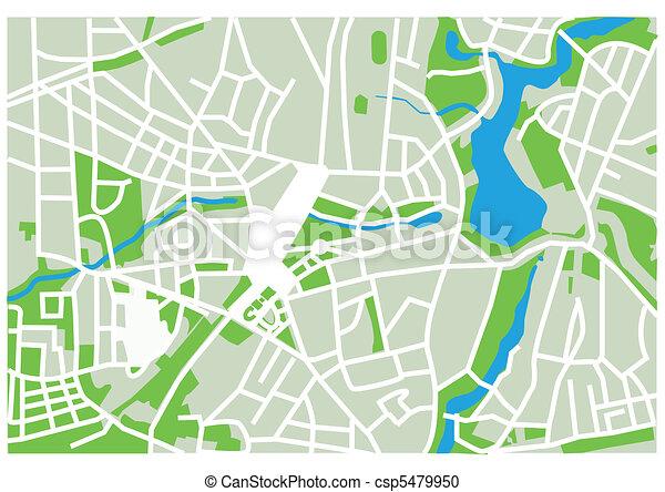 Mapa - csp5479950