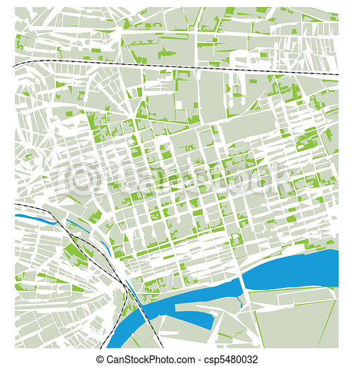 Mapa - csp5480032
