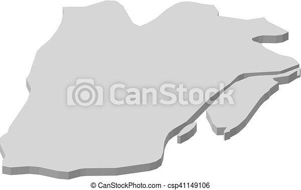 mapa de lisboa 3d Mapa, lisboa, 3d illustration,  , (portugal) Província, mapa  mapa de lisboa 3d