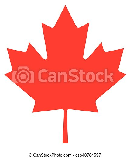 Maple Leaf - csp40784537