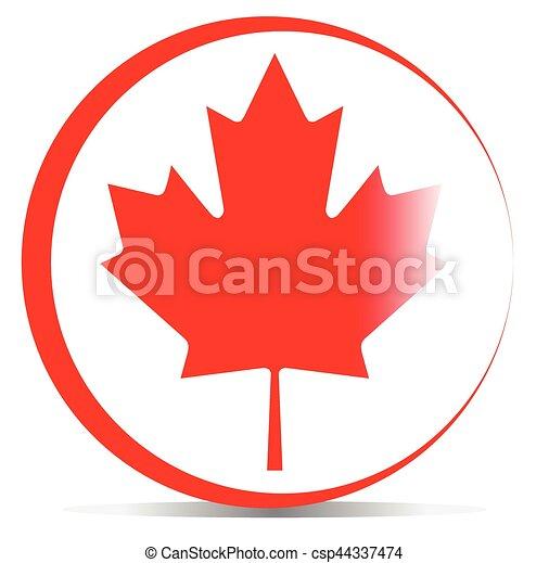 Maple Leaf - csp44337474