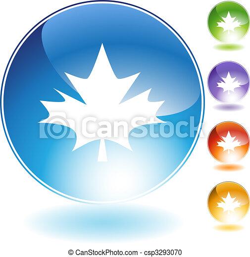 Maple Leaf - csp3293070