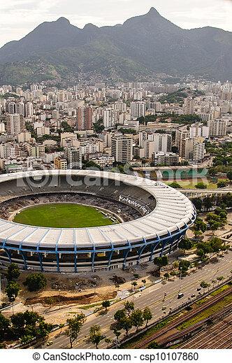 Maracana Stadium - csp10107860