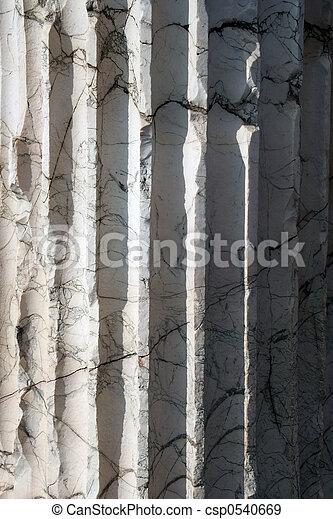 Marble column #2 - csp0540669
