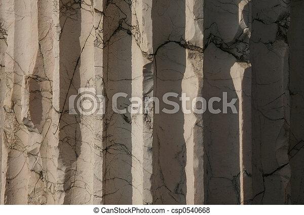 Marble column - csp0540668