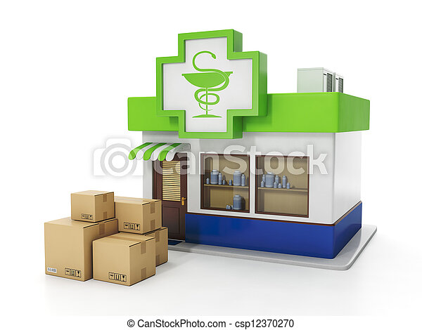 marchandises exp dition pharmacie livraison pharmacy image recherchez photos clipart. Black Bedroom Furniture Sets. Home Design Ideas