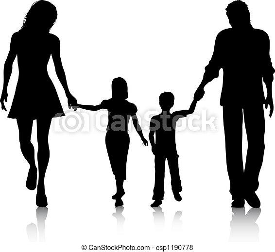 marche, famille - csp1190778