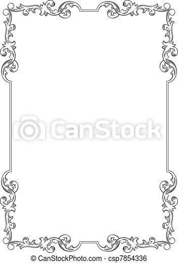 Frame - csp7854336