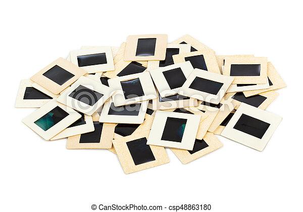 Fotos para diapositivas - csp48863180