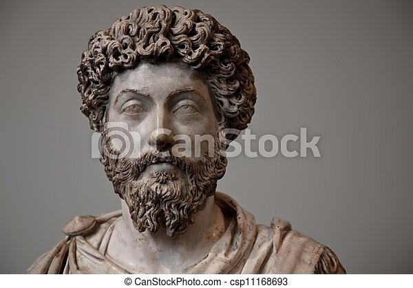 Marcus Aurelius - csp11168693