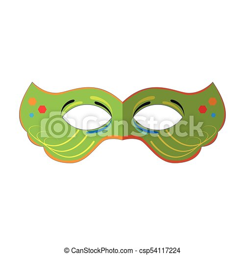mardi gras mask image vector illustration design vector illustration