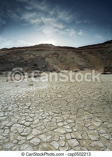 marga, desierto - csp0502213