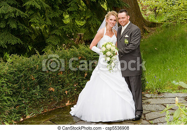 mariage - csp5536908