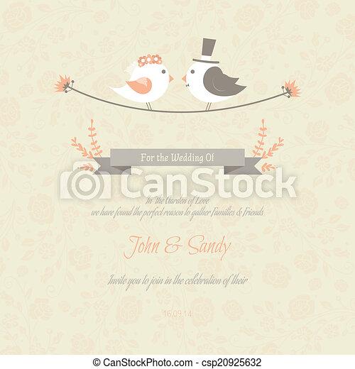 mariage - csp20925632