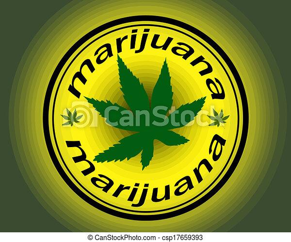 marihuana - csp17659393
