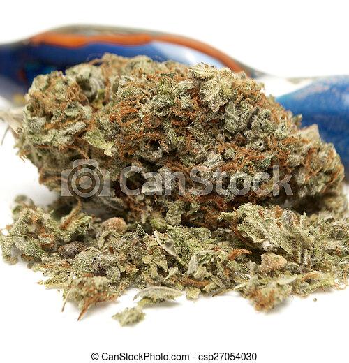 Marihuana - csp27054030