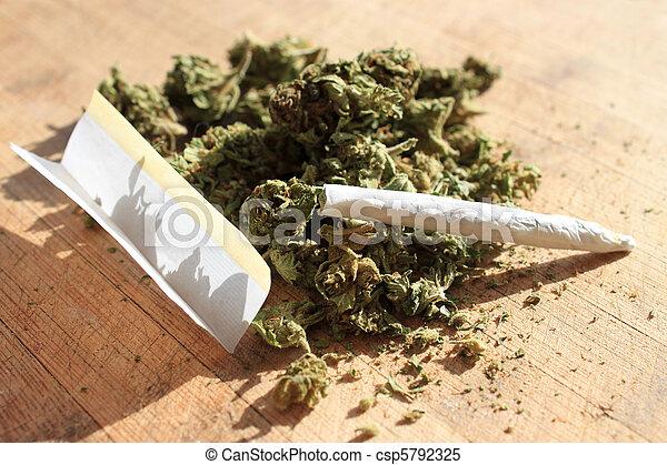 marijuana - csp5792325