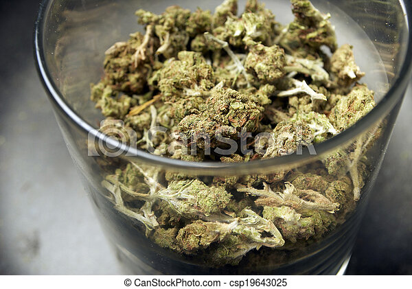 marijuana - csp19643025