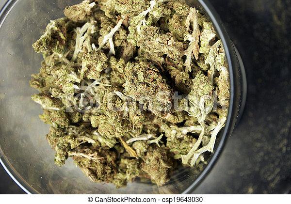 marijuana - csp19643030