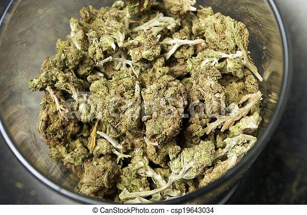 marijuana - csp19643034