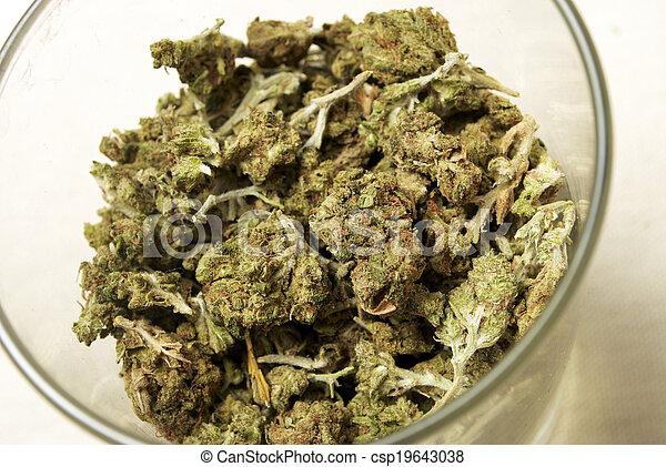 marijuana - csp19643038