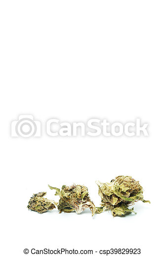 marijuana - csp39829923