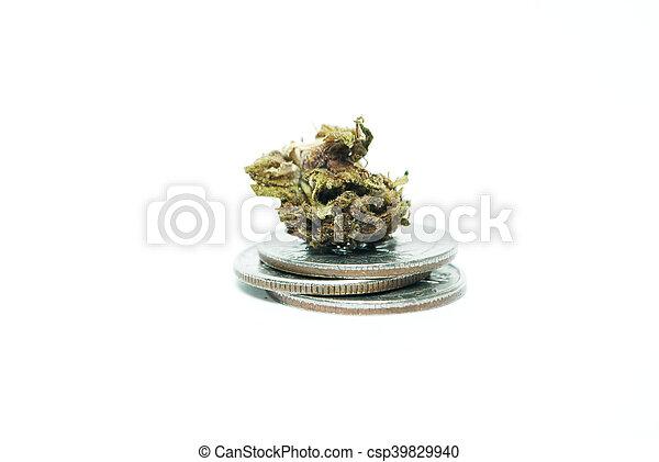 marijuana - csp39829940