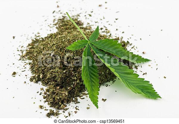 marijuana - csp13569451