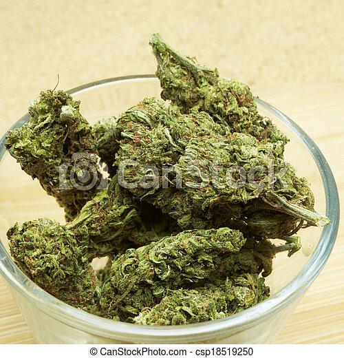 marijuana - csp18519250